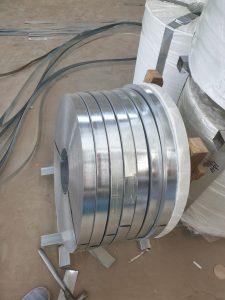 Galvanize Steel tape